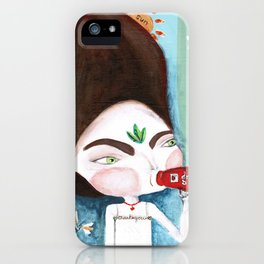 Ta iPhone Case