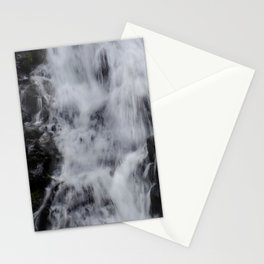 Waterfall Pareidolia Stationery Cards