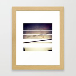 Sutro 9 Framed Art Print