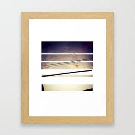 Sutro 9 Framed Art Print