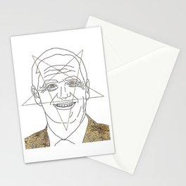 ORDINARY KIWI BLOKE PART III: TRUE FORM Stationery Cards