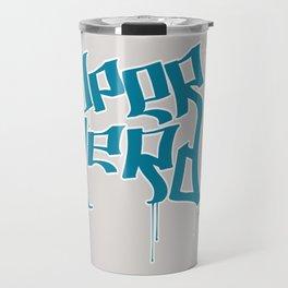 Super Nerd Travel Mug