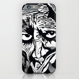 Oh Grandmother What Big Eyes You Have....The Better To See You With My Dear iPhone Case