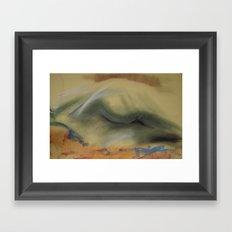 Klooster Series: Female Nude #29 Framed Art Print