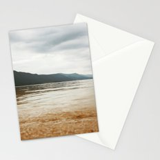 golden sands Stationery Cards