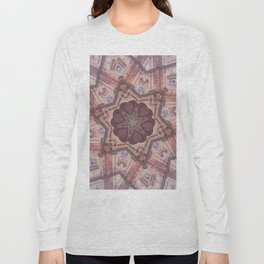 Hearts (from the Bom Jesus Church in Old Goa) Long Sleeve T-shirt