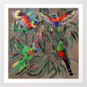 Birds of Paradise. by binovska
