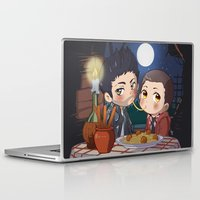 clueless Laptop & iPad Skins featuring The Stiles&TheTramp by MGNemesi