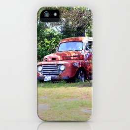1950 Ford F100 iPhone Case