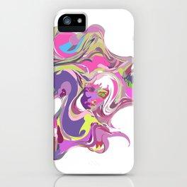 20 E=Octopuswoman iPhone Case
