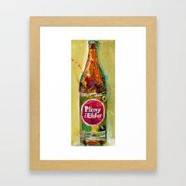 Pliny The Elder  Russian River Brewing Company  Framed Art Print