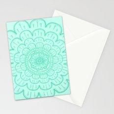minty fre$h Stationery Cards