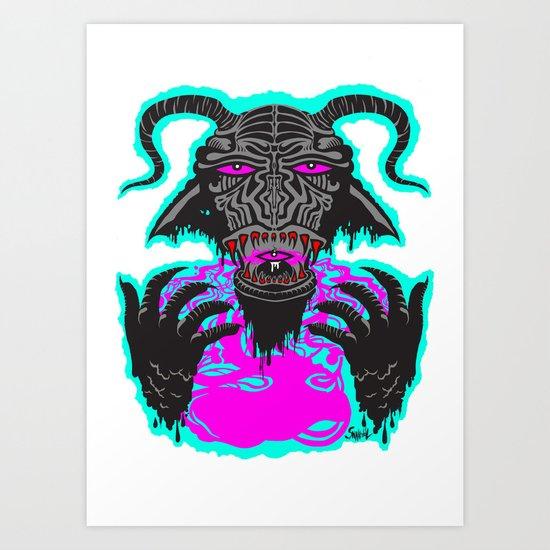 inBOG Art Print