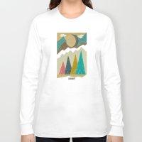 fifth harmony Long Sleeve T-shirts featuring Harmony by bri.buckley