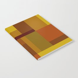 Golden Harvest Notebook
