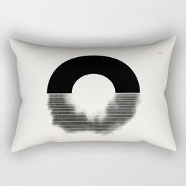 Moon Bridge Rectangular Pillow