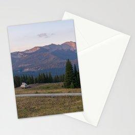 Morning Van Stationery Cards
