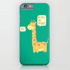 Giraffe problems! iPhone 6s Slim Case