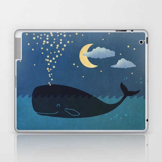 Star-maker Laptop & iPad Skin