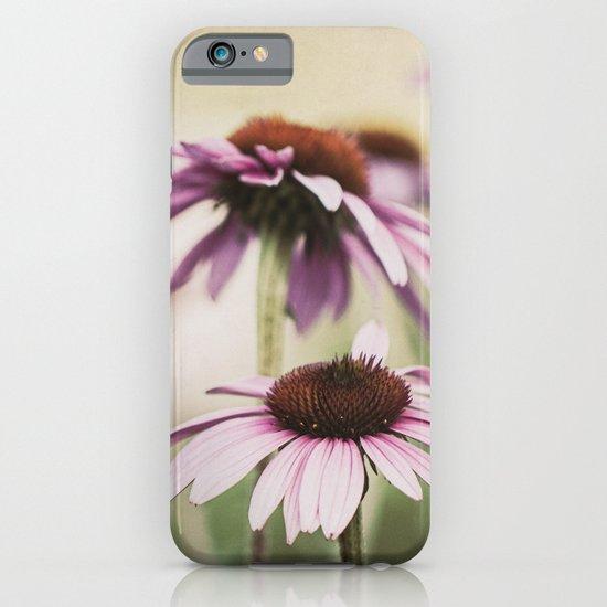 coneflower iPhone & iPod Case