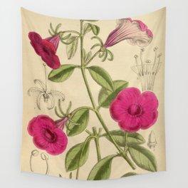Petunia integrifolia, Solanaceae Wall Tapestry