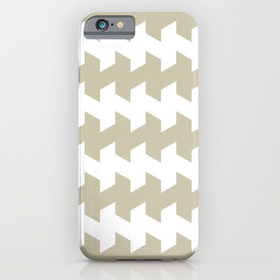 jaggered and staggered in tidal foam iPhone & iPod Case