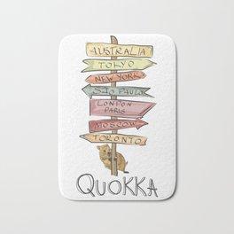 Quokka Bath Mat
