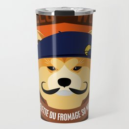 Hello wow, Omelette du Fromage So Much Travel Mug
