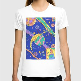 Interplanetary Travel T-shirt