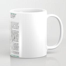 T.S. Eliot Coffee Mug
