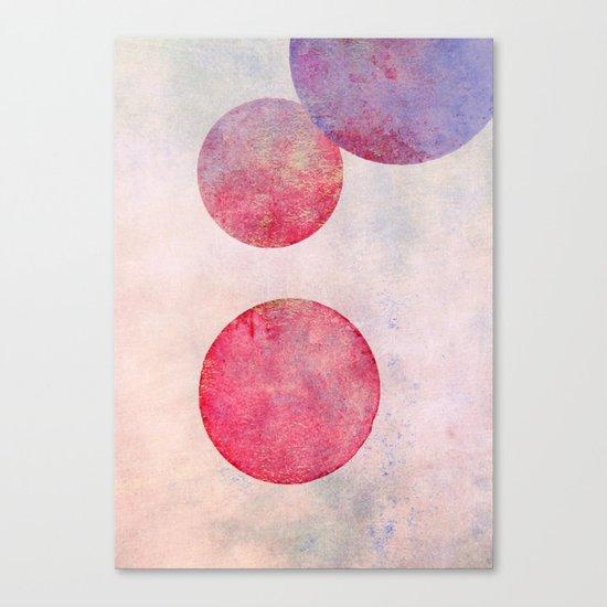 capiz III Canvas Print