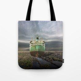 atmosphere · stranded Tote Bag
