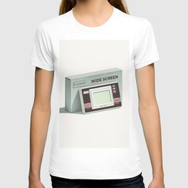 Lo-Fi goes 3D - Handheld Game Console T-shirt