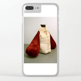 Comfortable Torture Clear iPhone Case