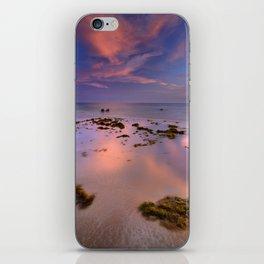 """Bolonia beach III"" iPhone Skin"
