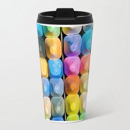 Chalk Art Travel Mug