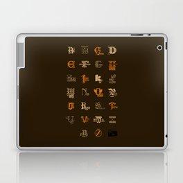 AZ to JayZ Laptop & iPad Skin