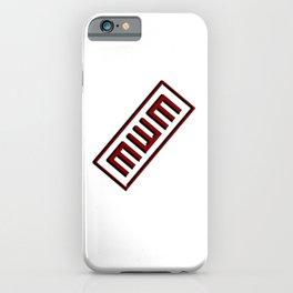 Kazekage Symbol iPhone Case