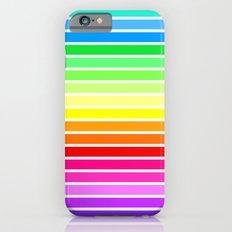 Rainbow Slim Case iPhone 6