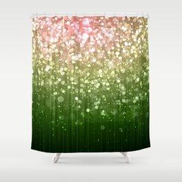 Summer Sparkles Shower Curtain