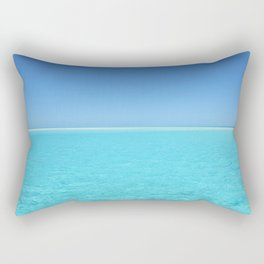 Tropical Escape Rectangular Pillow