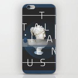 Italian Venus #everyweek 46.2016 iPhone Skin