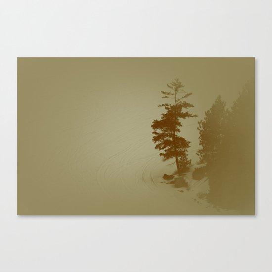 Gunflint Trail Canvas Print