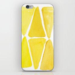 Sunny Triangles iPhone Skin
