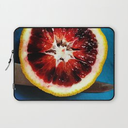 Blood Orange Laptop Sleeve