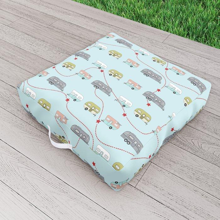 Get Your Kicks Outdoor Floor Cushion