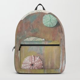 Urchin shells Backpack