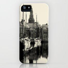 Groningen iPhone Case