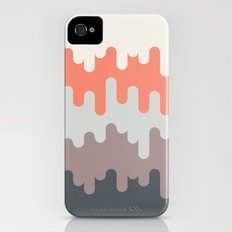 Ice Cream and Asphalt iPhone (4, 4s) Slim Case