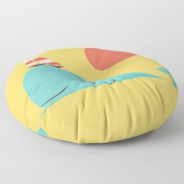 Party Hat Floor Pillow